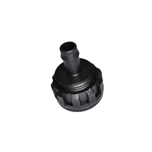 19mm tub outlet small