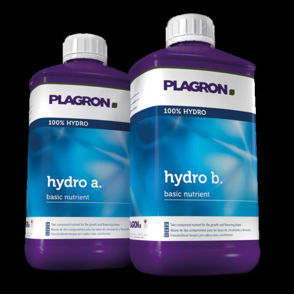 1l hydro a and hydro b