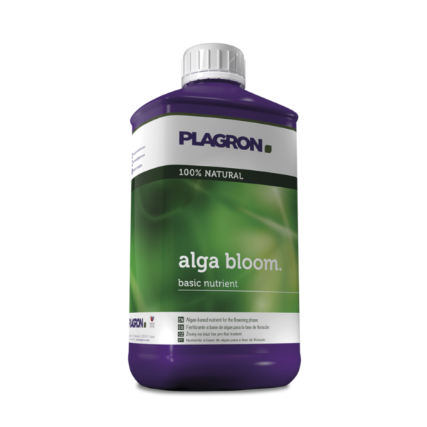 Plagron Alga Bloom – 100% Natural – Suitable for organic cultivation (CU certified)