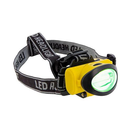 Active Eye Green LED Headlamp1
