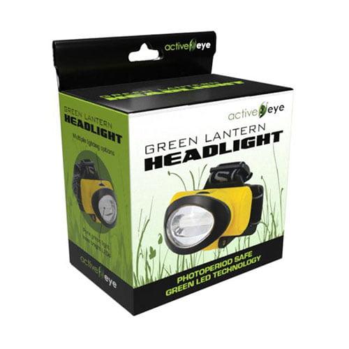 Active Eye Green LED Headlamp2