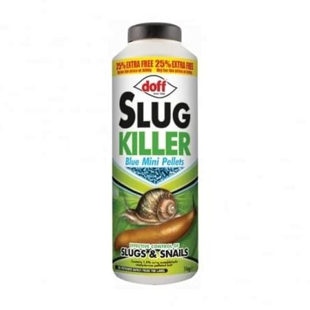 Doff Organic Super Slug Killer 1kg