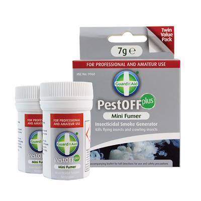 GuardnAid PestOFF Plus Mini Fumer