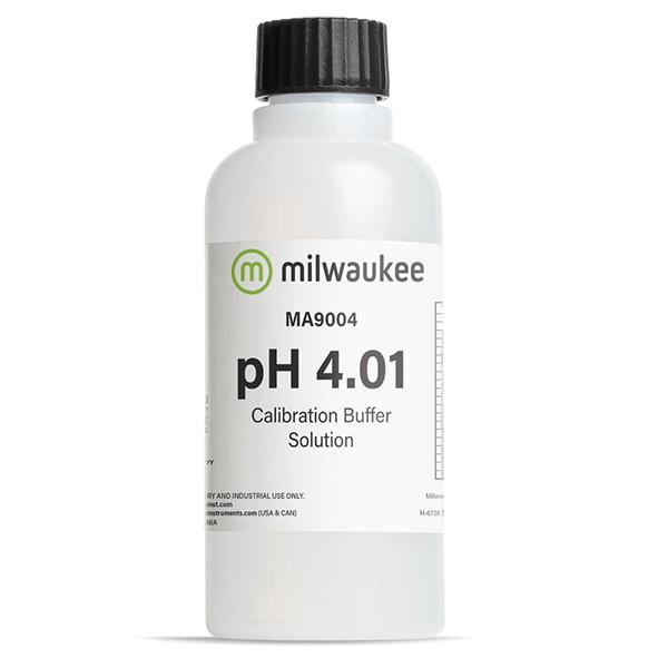 Milwaukee pH 4.01 Solution