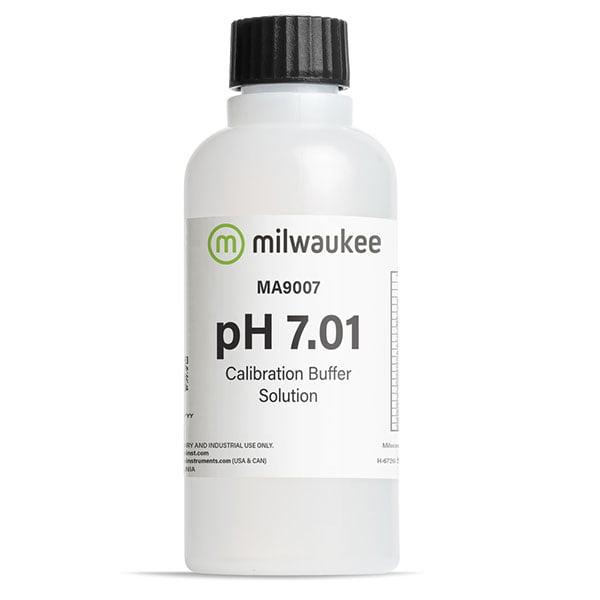 Milwaukee pH 7.01 Solution