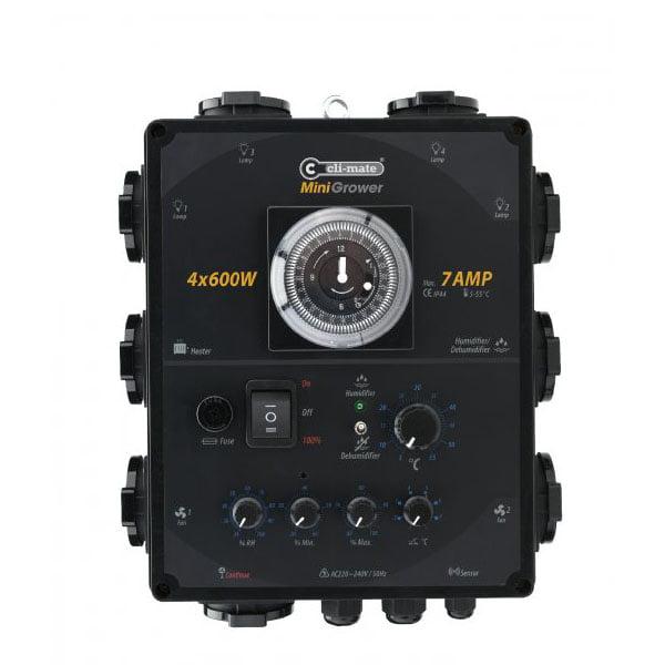 Mini Controller 4x600W 7AMP 1