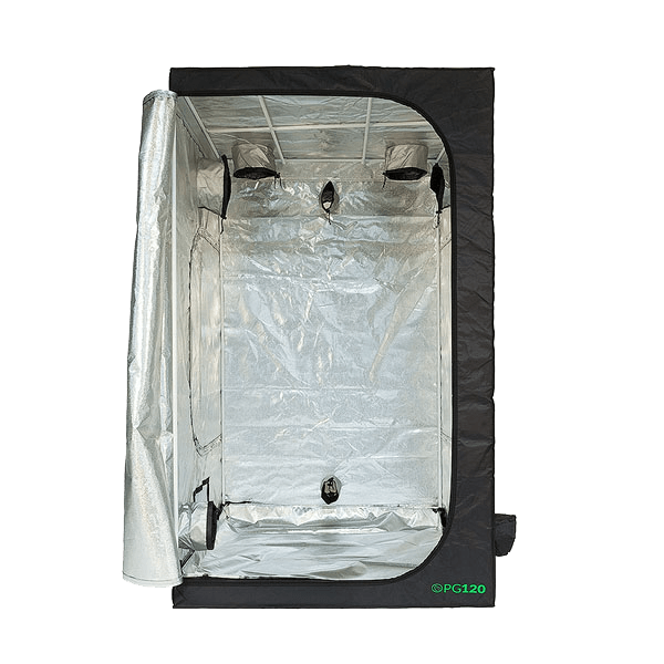 PG Grow Tents PG120 120x120x200 Front