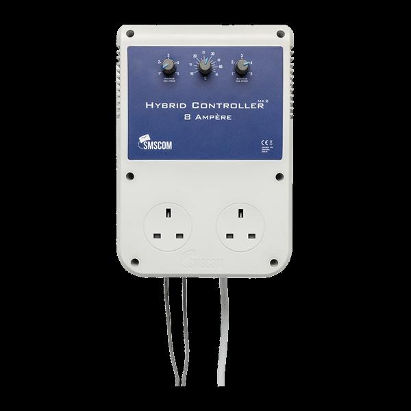 SMSCOM Hybrid Controller 8A MK2 Front