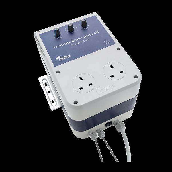 SMSCOM Hybrid Controller 8A MK2 Top