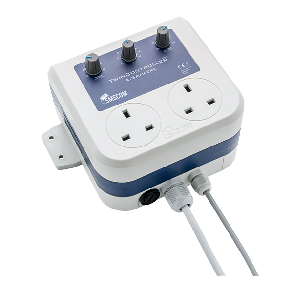 SMSCOM Twin Controller 4.5A Mk2.1 Top Low