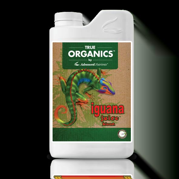 True Organics Iguana Juice Bloom Advanced Nutrients 1L