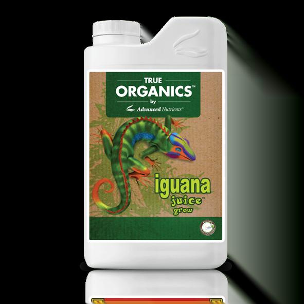 True Organics Iguana Juice Grow Advanced Nutrients 1L