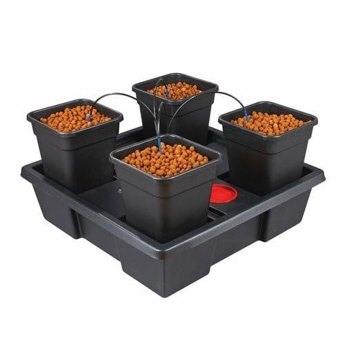 Wilma Large Grow System 4 pots 18L 1