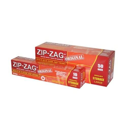 Zip Zag Bags 2