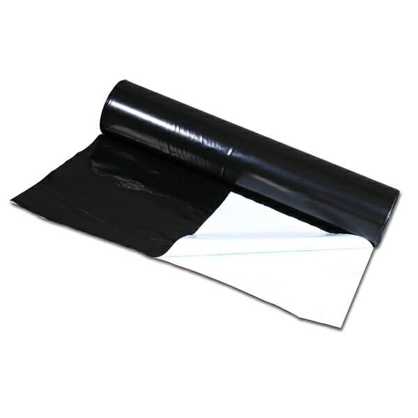 black white sheeting