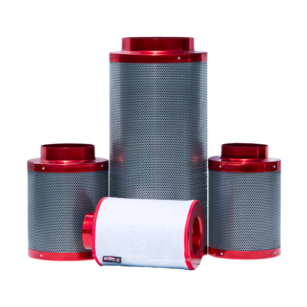 red scorpion filters