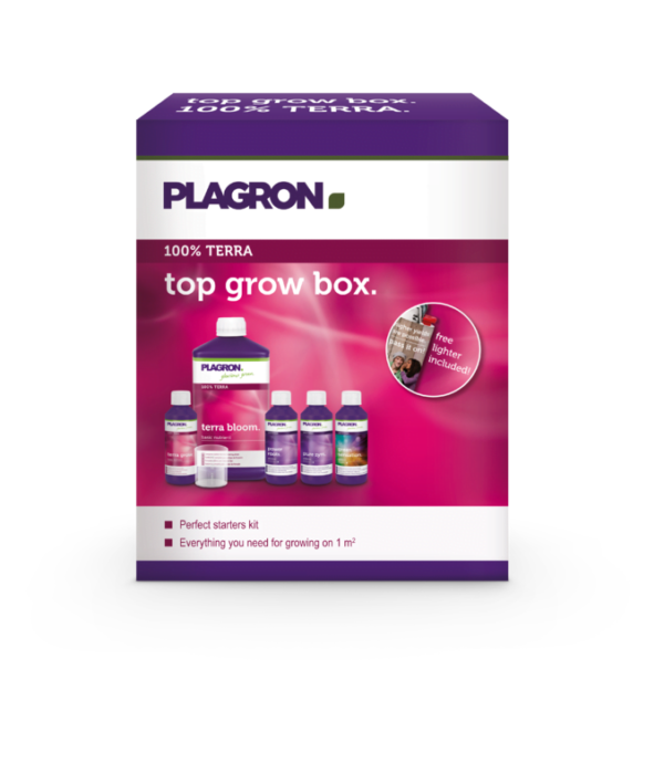 top grow box 100 terra